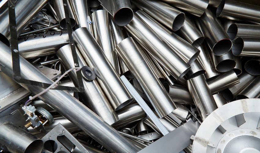 compra y venta de acero inoxidable en malaga