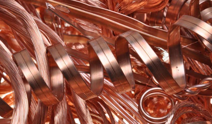 compra y venta de cobre en malaga